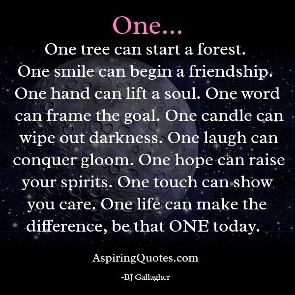 One touch can show you care